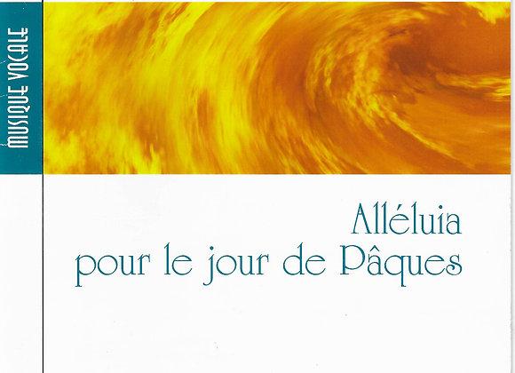 MAIGNE Sébastien, Alléluia pour le jour de Pâques