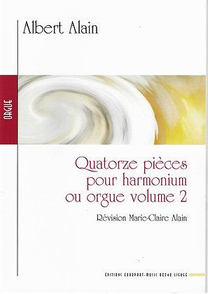 Albert Alain, Quarante pièces d'orgue vol 2