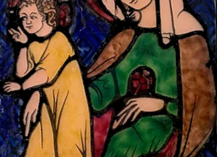 Vierge à l'enfant, Konigsfelden