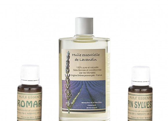 Lavandin huile essentielle