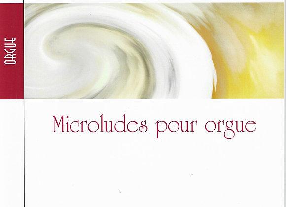 ALAIN Olivier, Microludes pour orgue