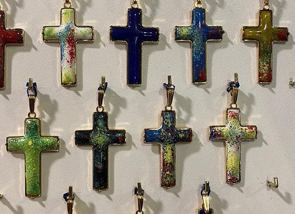 Croix pendentif