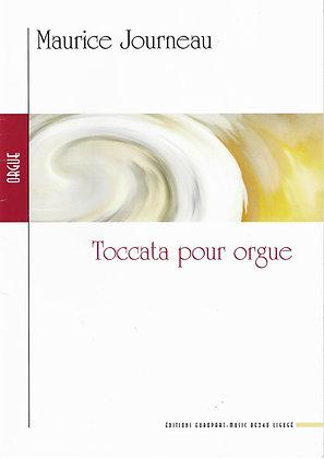 JOURNEAU Maurice, Toccata pour orgue