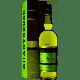 Chartreuse verte 35 cl + étui
