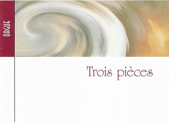 GIROD Marie Louise., Trois pièces