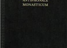 Antiphonaire Monastic II