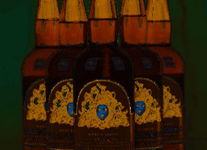 Bière d'Abbaye St Wandrille 50 cl 6.5°