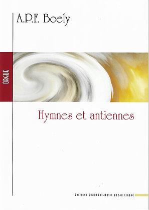 BOELY A.P.F., Hymnes et antiennes pour orgue