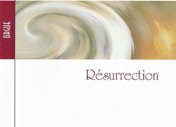 ANDRES Edouard, Résurrection