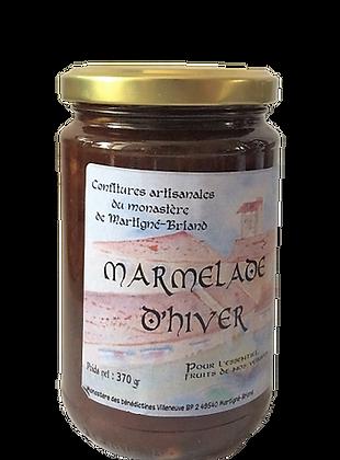 Marmelade d'hiver