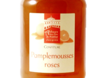 Confiture Pamplemousses roses