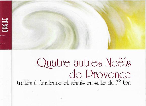 MORANÇON Guy, Quatre autres Noël de Provence