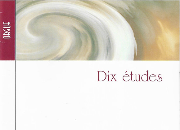 MATRY Didier, Dix études