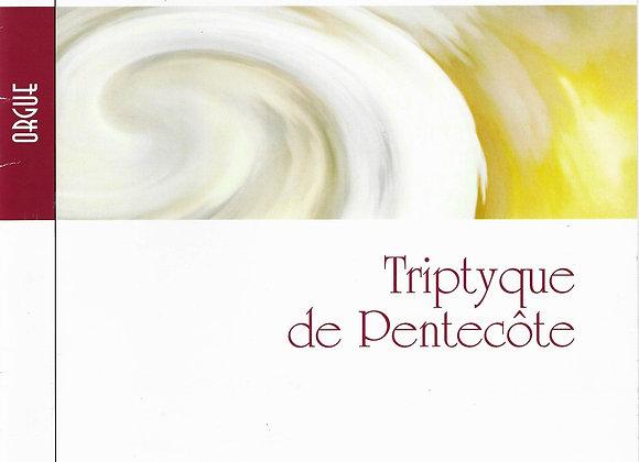 PICHARD Jacques, Triptype de Pentecôte