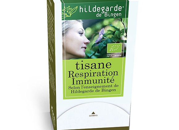 Tisane respiratoire immunité