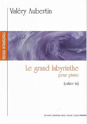 Valéry Aubertin, Le grand labyrinthe pour piano