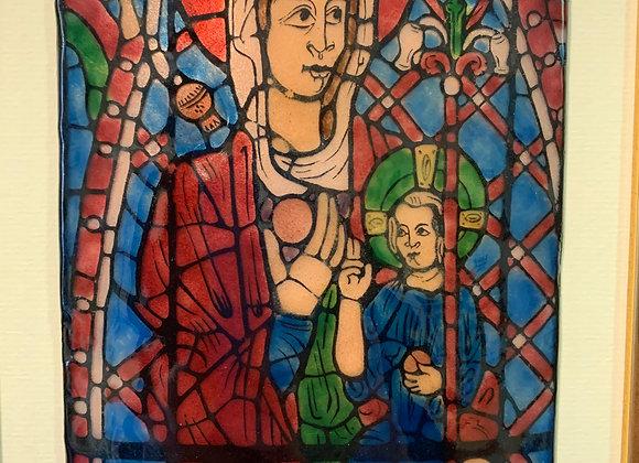 Vierge en Majesté, Bourges (BM)
