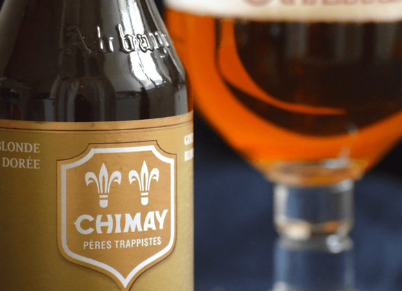 Chimay blanche 33 cl