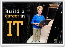 How to advance  your IT career.
