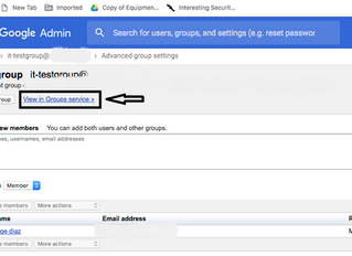 Can't receive emails outside your domain in a Google Group?