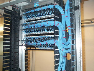 Things to think before a cabling job.