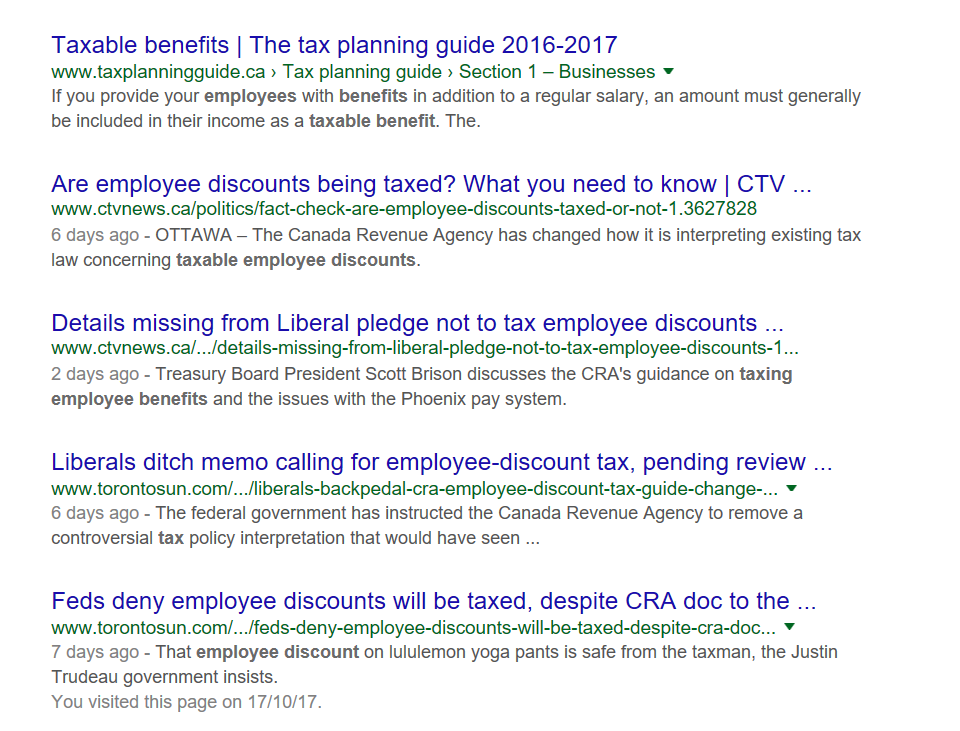 """search results for """"benefit taxes + canada"""""""