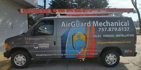 Airguard Mechanical Fleet