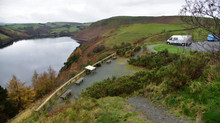 Lyn Clywedog - Perfect Place to wake up