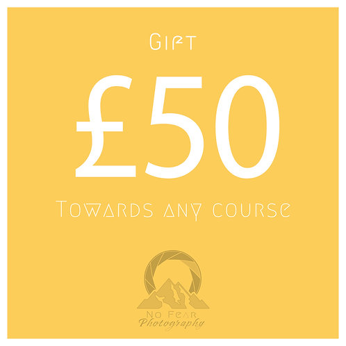 £50 Towards Any Course