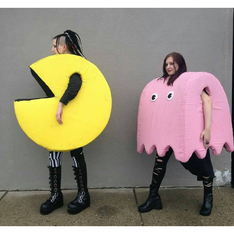 Pacman & Ghost