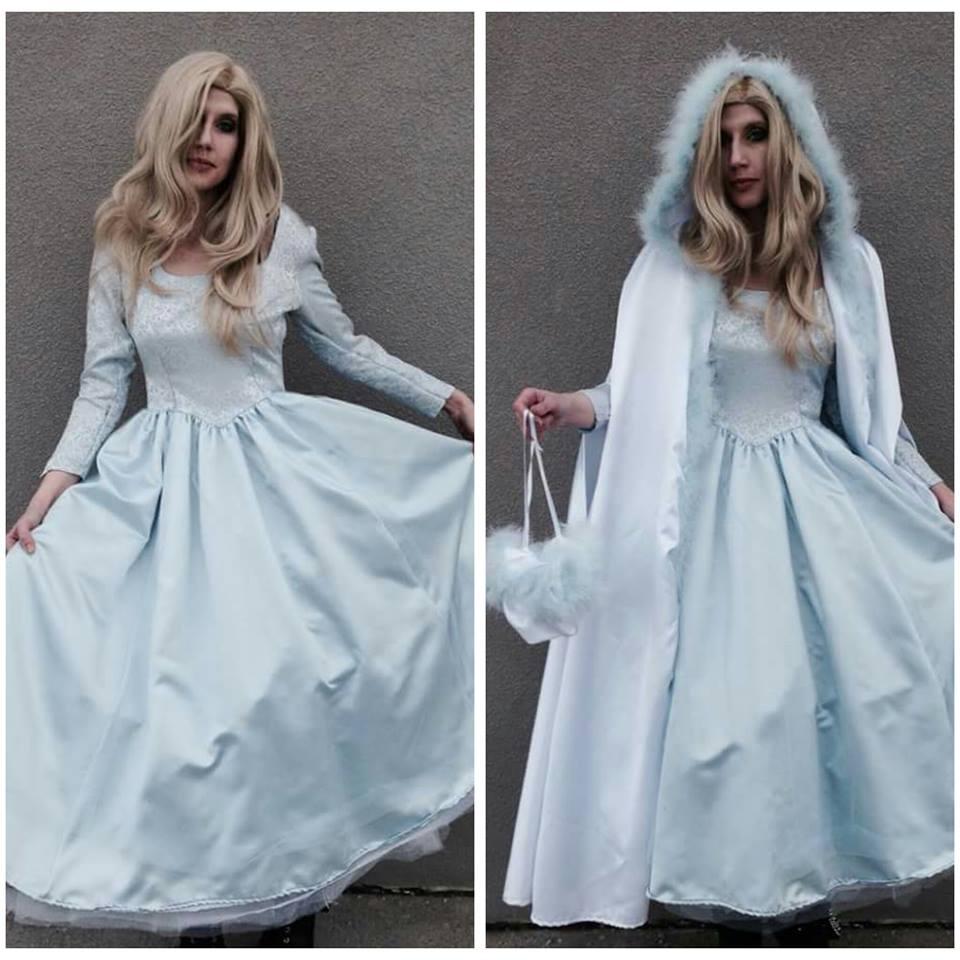 Cinderella cape