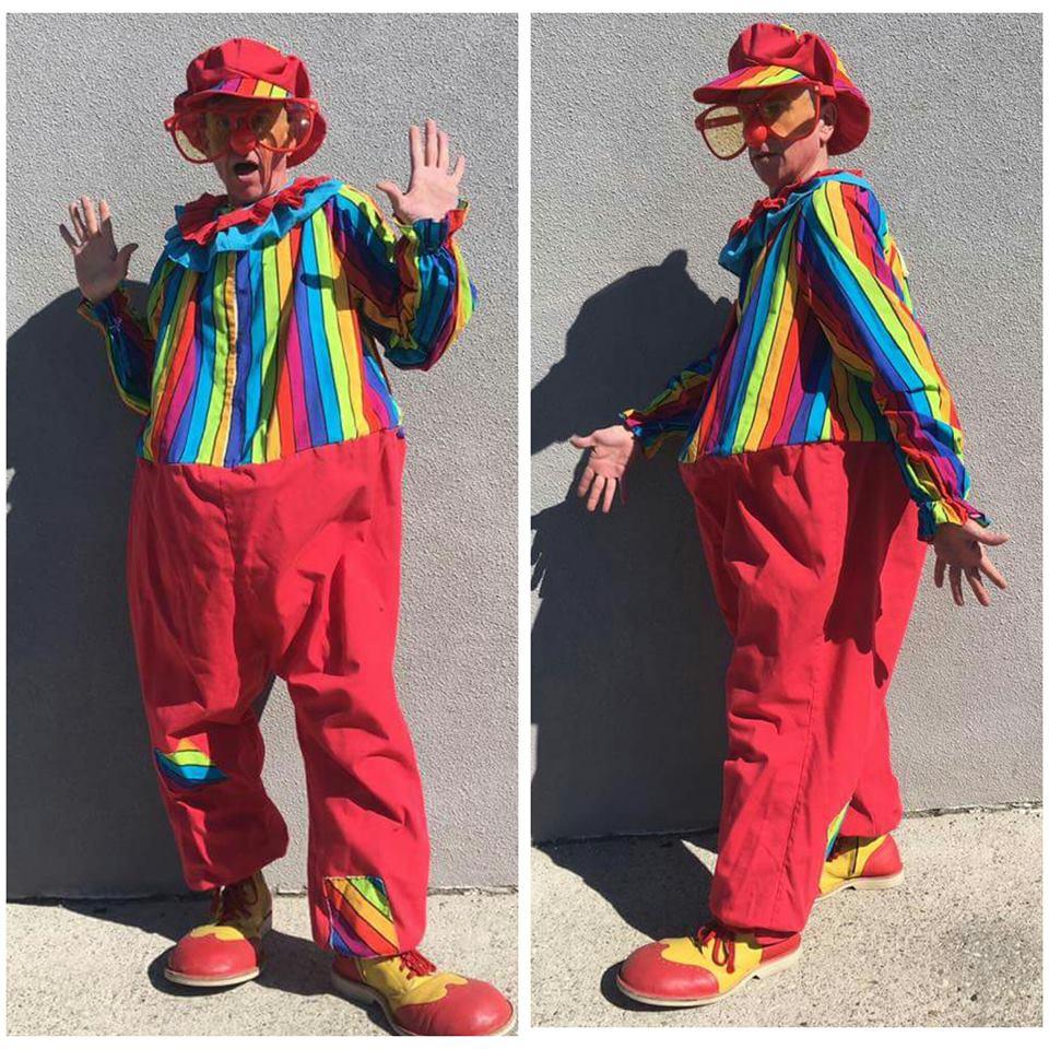 Hoop Clown
