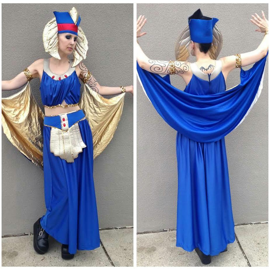 Blue Cleopatra