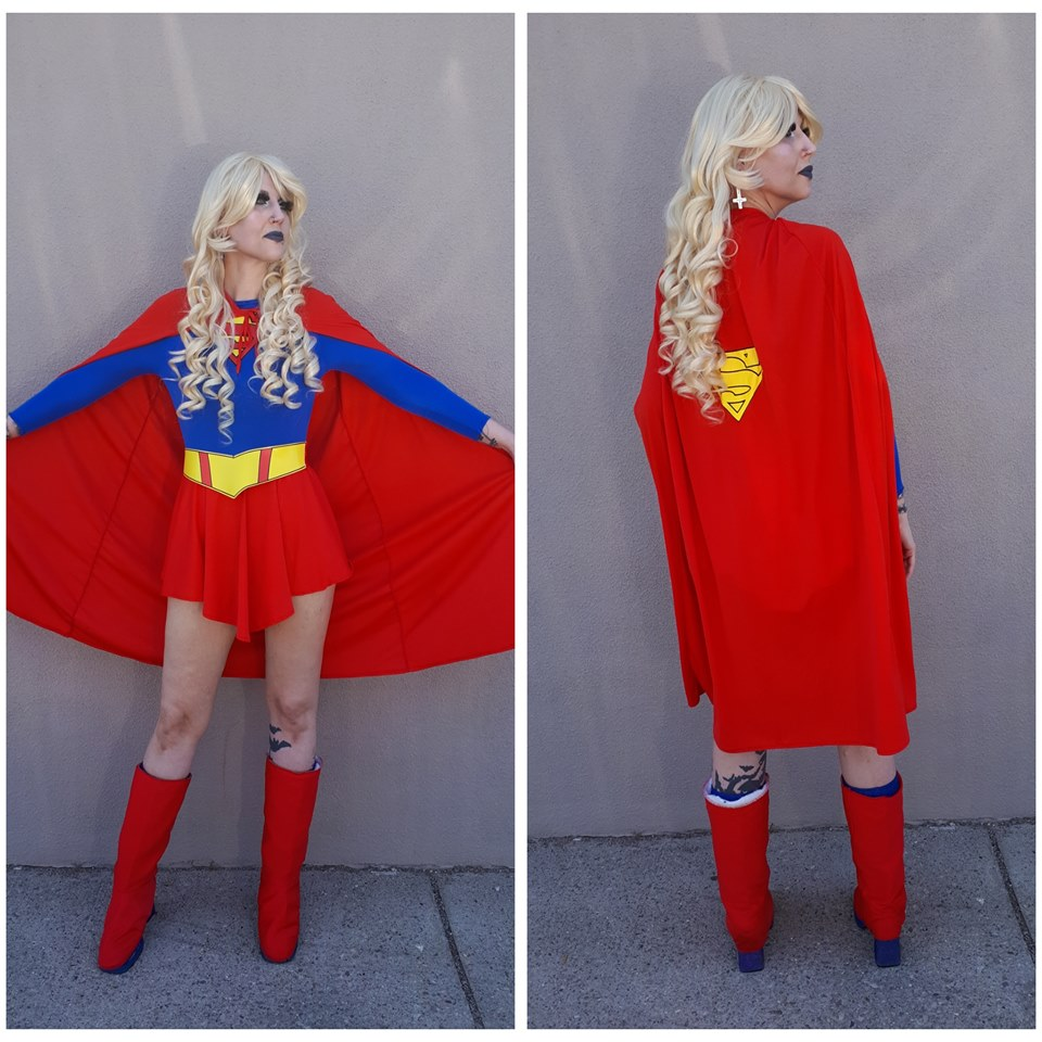 Supergirl (Comicbook Version)