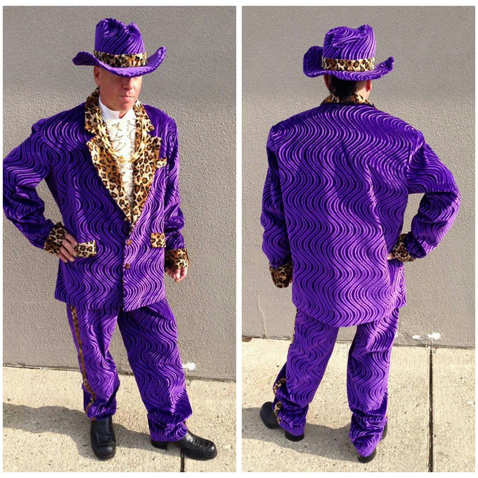 Purple Gangster