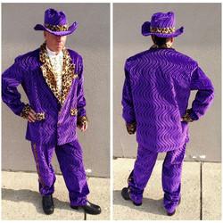 Purple Gangster