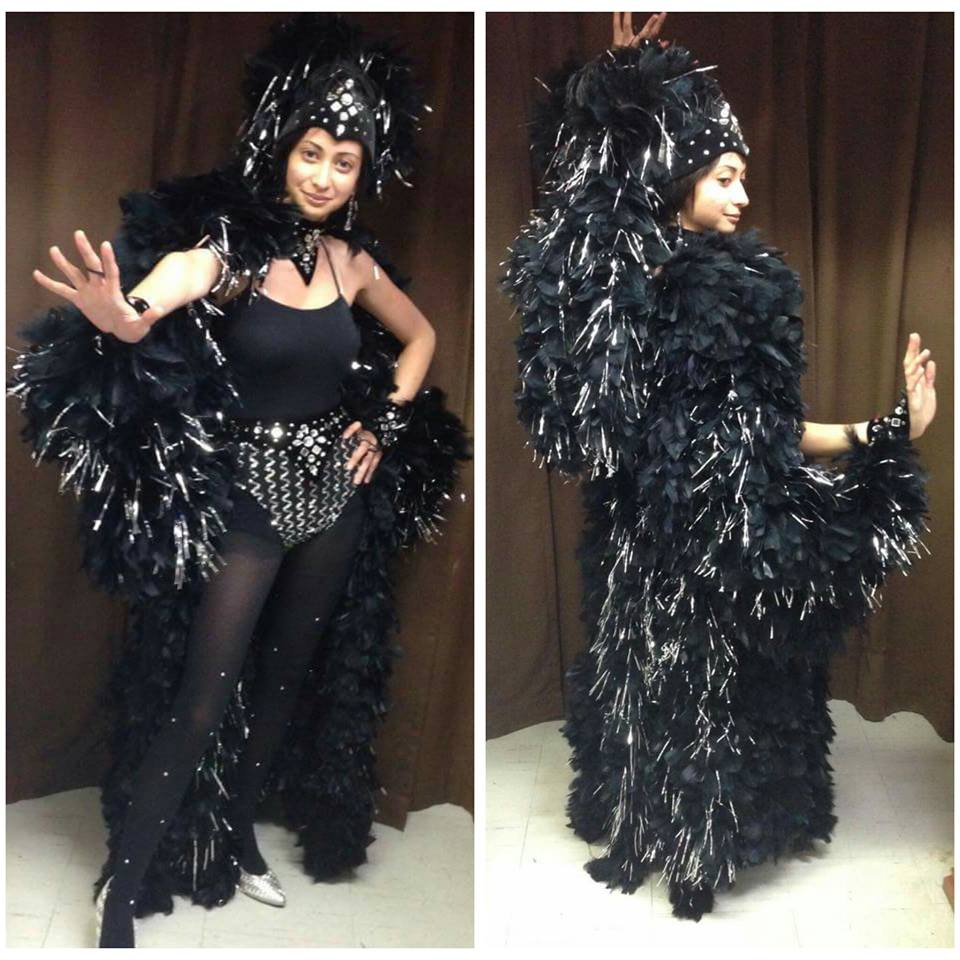 Black Showgirl