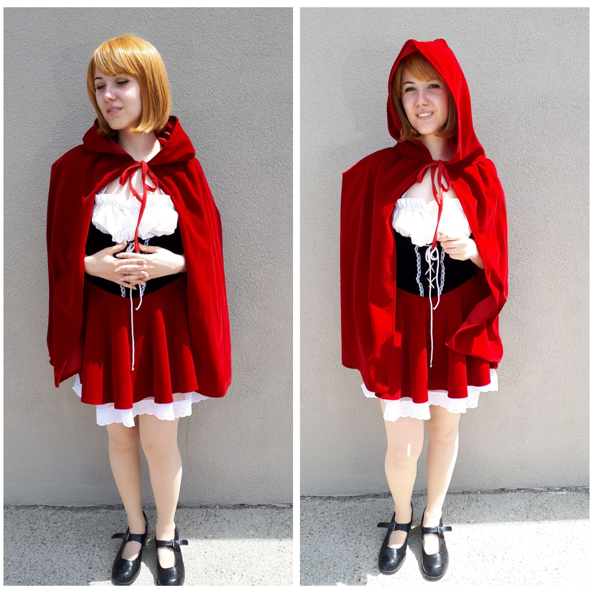 Sexy Red Riding Hood