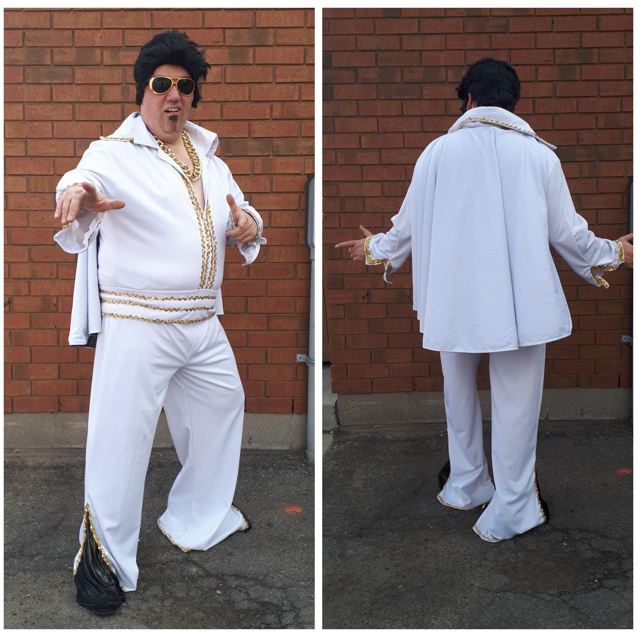 Plus Size Elvis
