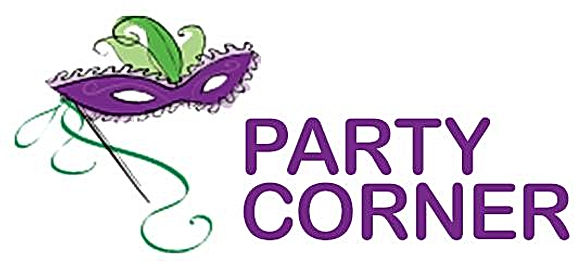 Party Corner Costumes logo Guelph
