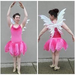 Pink Velvet fairy
