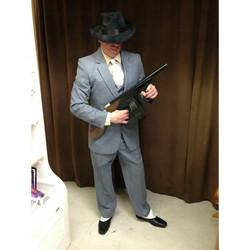 Gray Gangster