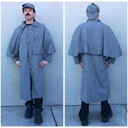 Sherlock Holmes (with cape)
