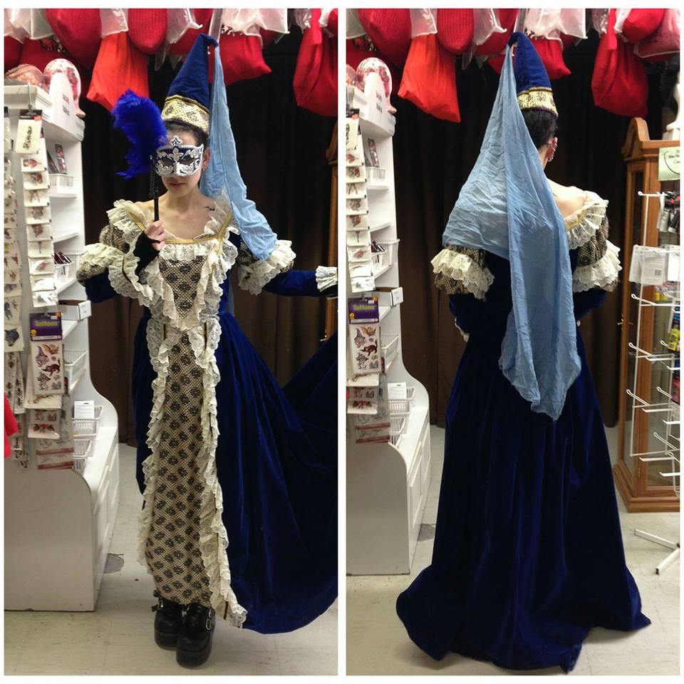 Historical Lady