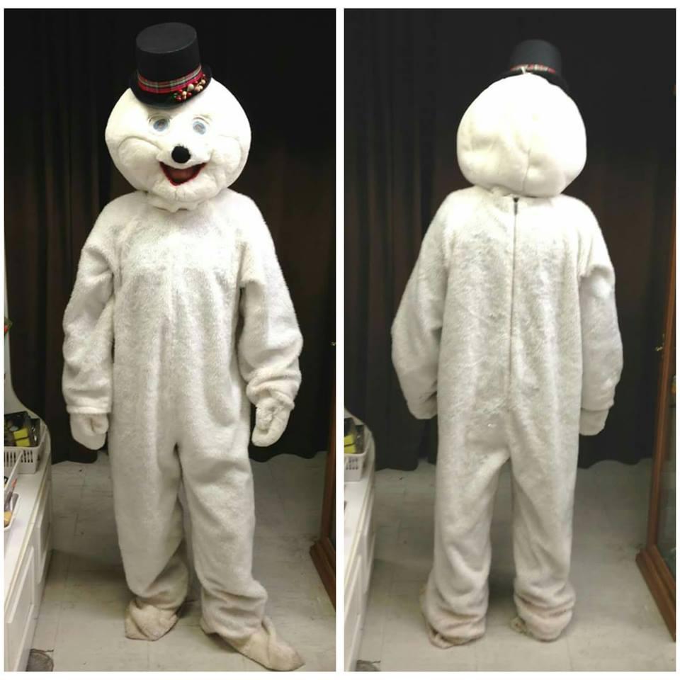 Mr Snowman w/ hat