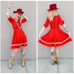 Red Cowgirl