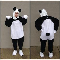 Open Face Panda