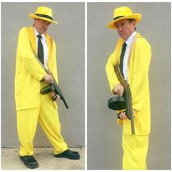 Yellow Zoot Suit
