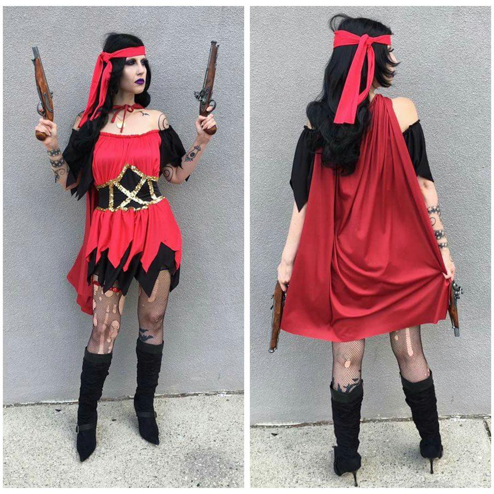 Pirate Lady