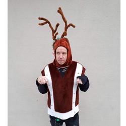Reindeer Vest
